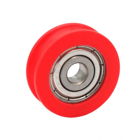 Red Color Pulley Wheel