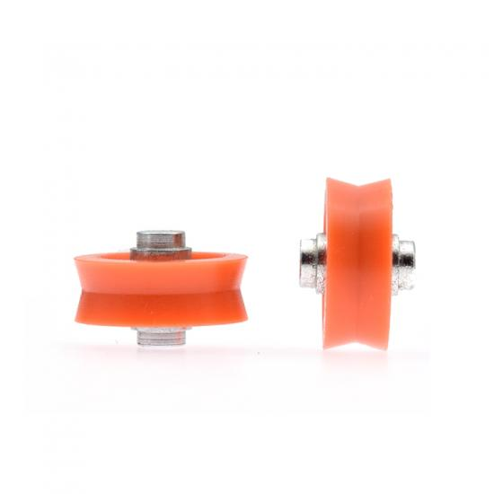 Small Plastic Roller Wheels
